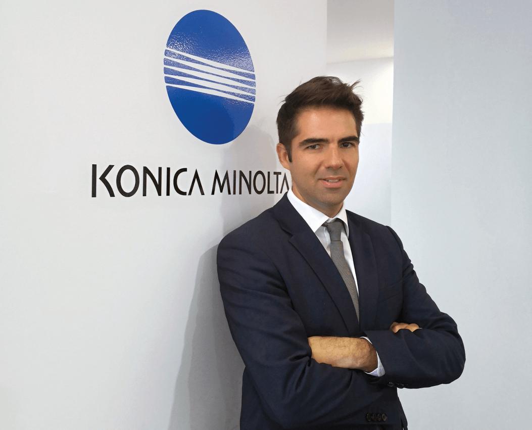 Pedro Monteiro |Deputy Managing Director, Konica Minolta Portugal & Espanha