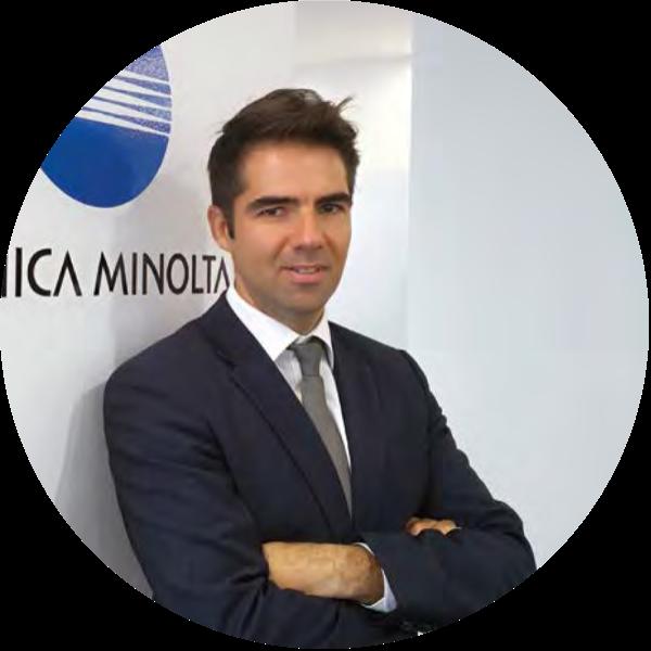 Pedro Monteiro | Deputy Managing Director, Konica Minolta Portugal & Espanha