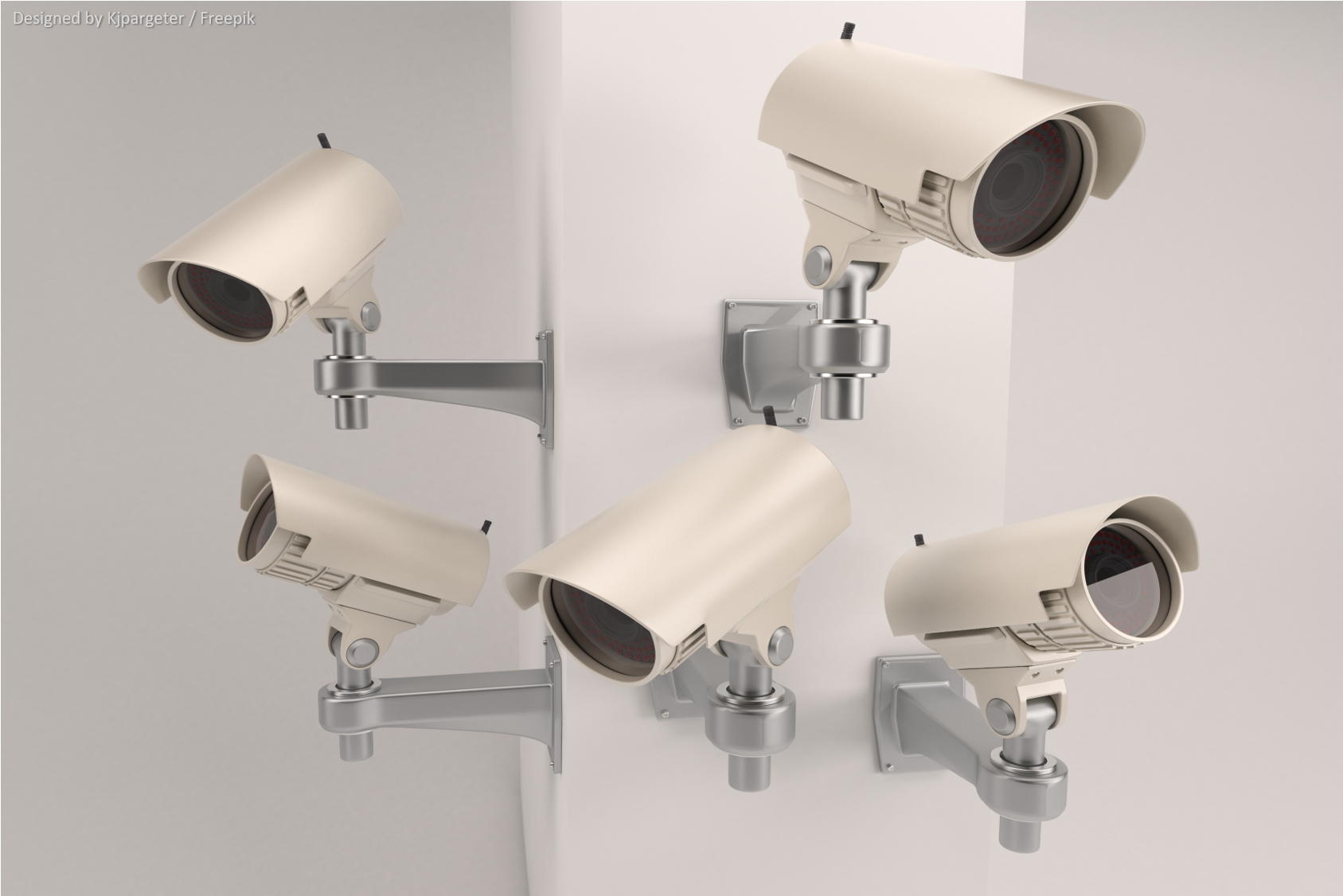 Câmaras de segurança - Circuito Fechado de Televisão