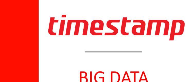 Timestamp – Big Data