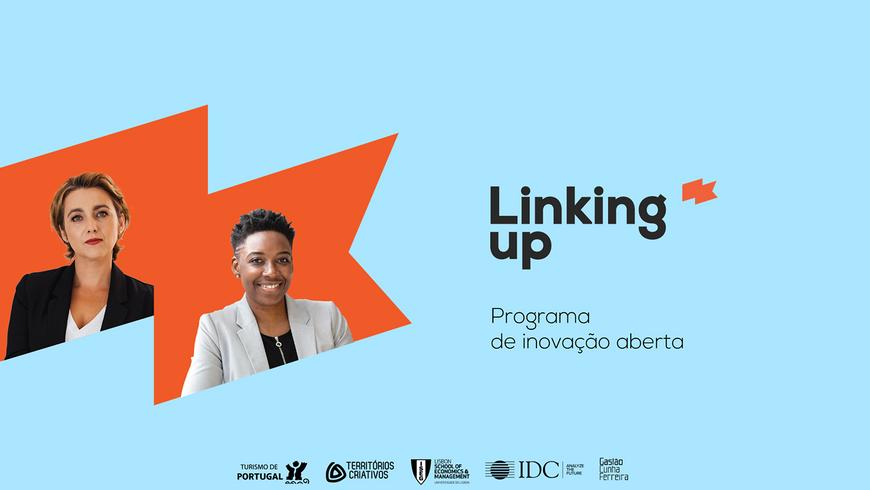 Linking Up | Programa de Inovação Aberta