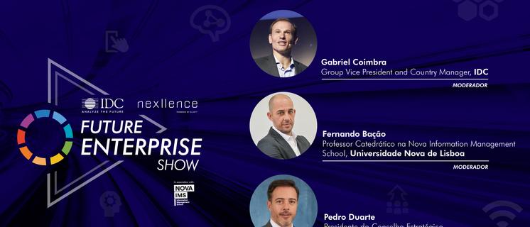 #4 Future Enterprise Show com Pedro Duarte