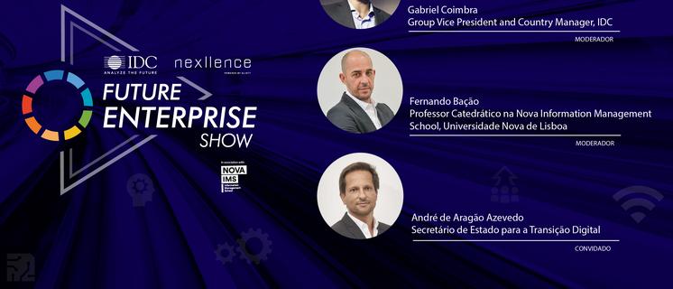 #3 Future Enterprise Show com André de Aragão Azevedo