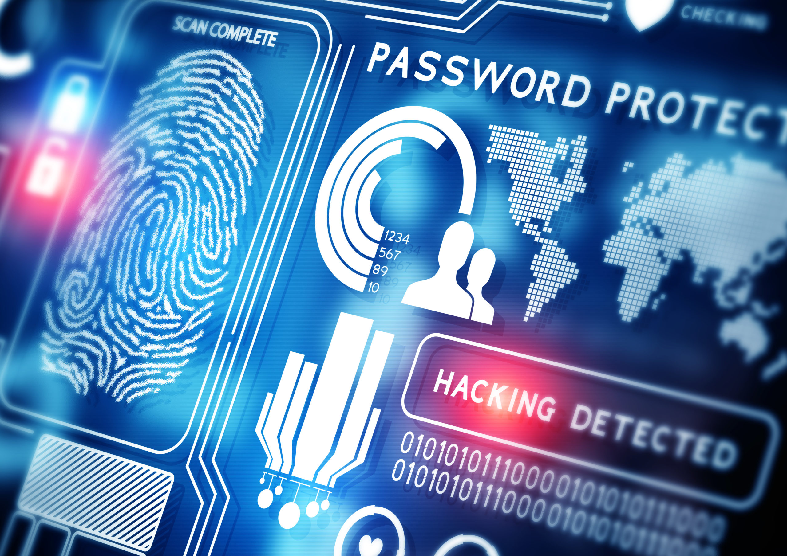 Online Security Technology