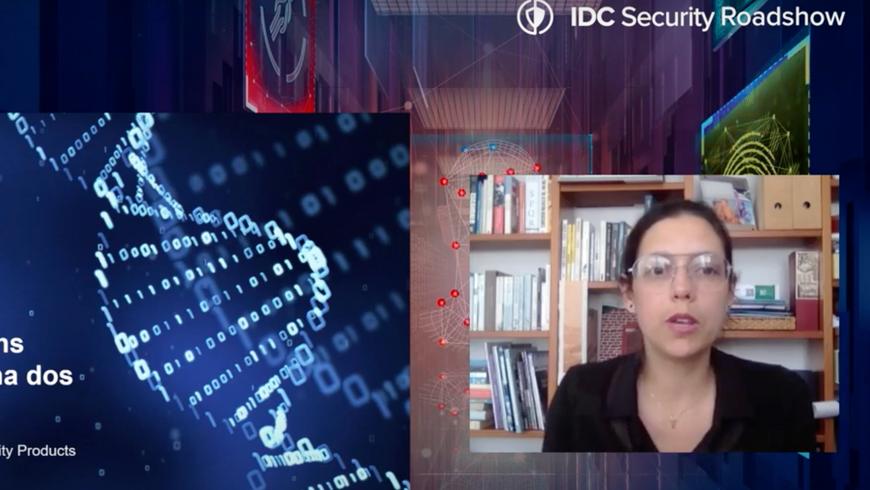 Mudando as Paisagens Cibernéticas: a Batalha dos Algoritmos – Darktrace no IDC Security Roadshow 2021