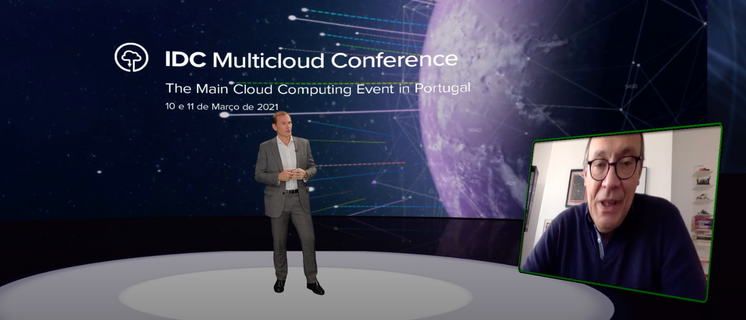 IDC Multicloud Conference2021- Trends Interview, Edge Computing