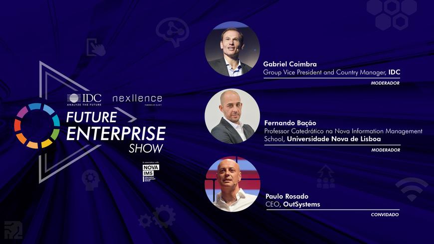 #5 Future Enterprise Show com Paulo Rosado