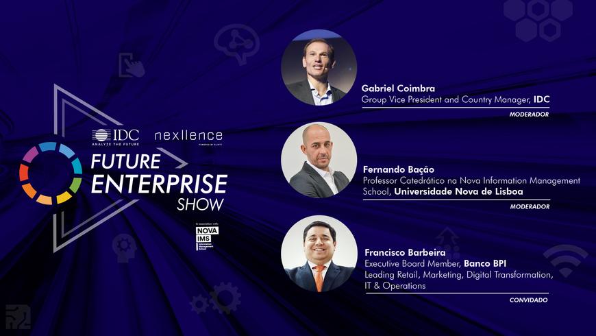 #6 Future Enterprise Show com Francisco Barbeira