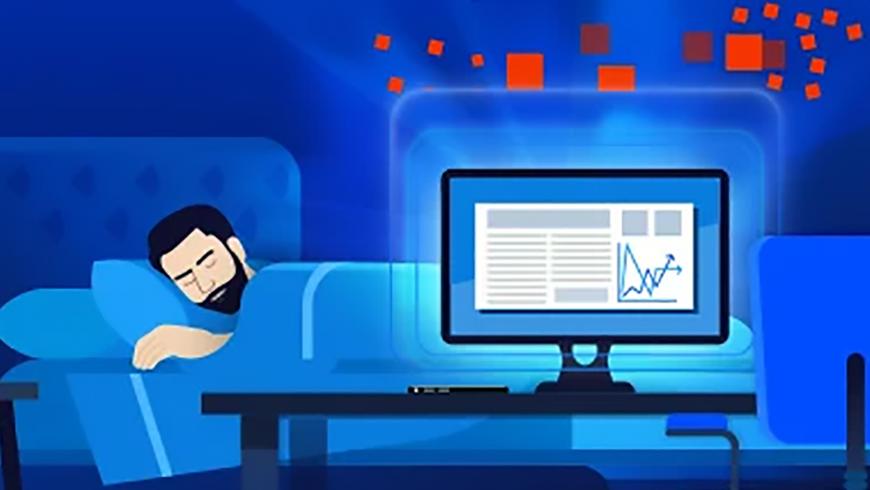 Como dormir bem à noite, enquanto os ataques de ransomware nos ameaçam?