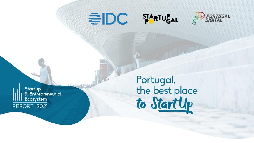 """IDC Lança Versão Preliminar do """"Startup & Entrepreneurial Ecosystem Report, Portugal 2021"""""""