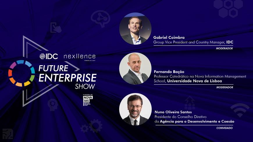 #8 Future Enterprise Show com Nuno Santos