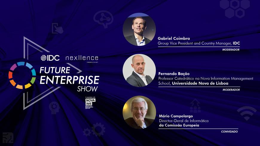 #9 Future Enterprise Show com Mário Campolargo