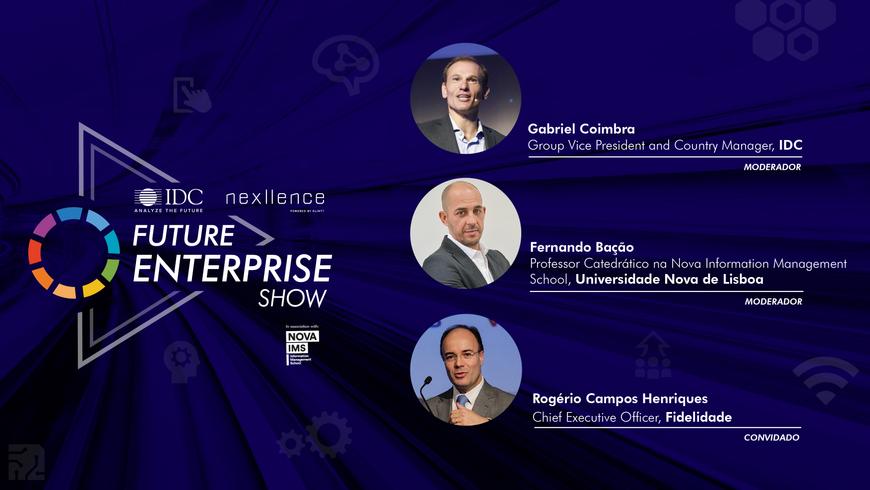 #7 Future Enterprise Show com Rogério Campos Henriques
