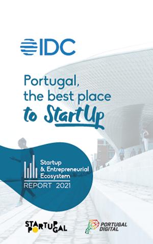 """Versão Preliminar do """"Startup & Entrepreneurial Ecosystem Report, Portugal 2021"""""""