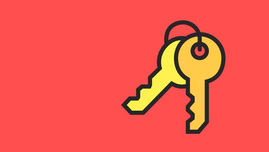 As chaves da nossa casa digital