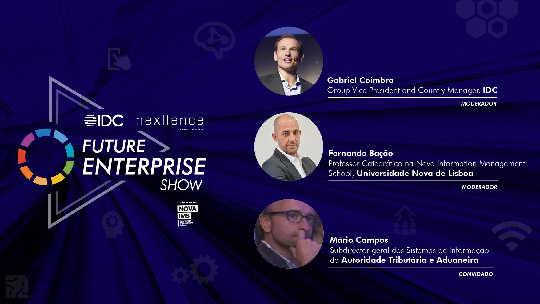 #15 Future Enterprise Show com Mário Campos