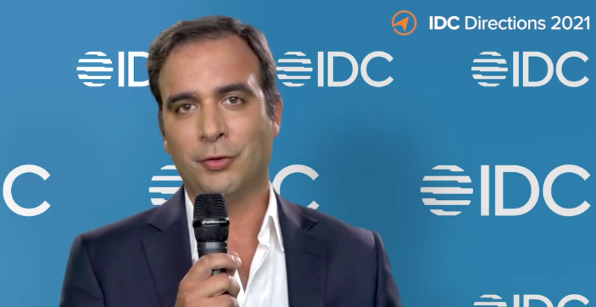Flash Interview – Noesis no IDC Directions 2021!